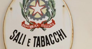 Licenza tabacchi