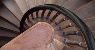Montascale per scale strette