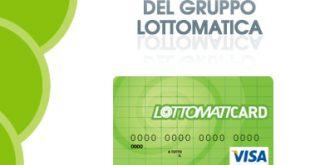 Visa Lottomaticard: cos'è, costi e come richiederla